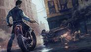 Mafia DE Concept Motorbike