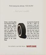 White Dove Tire Ad