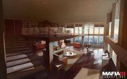 The Royal Hotel Penthouse Concept Art