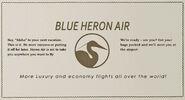 Blue Heron Air Ad 2