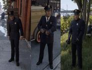 Police officers (Mafia DE)