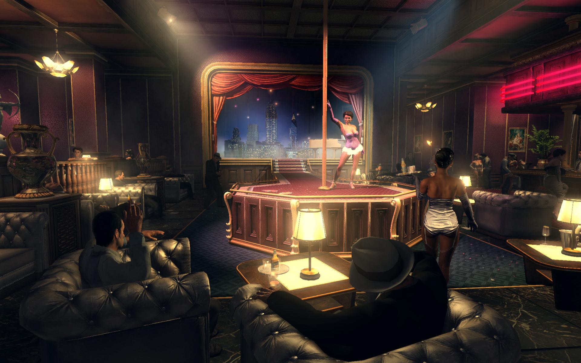 ночной клуб мафия