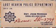 Detective Norman 2