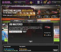 SA Completion Reward