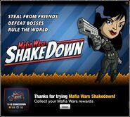 Shakedown promotion 2