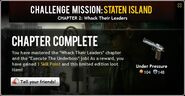 Staten Island Chapter 2 Job 4 Mastered