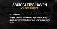 Secret Districs FAQ