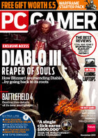 PC Gamer Issue 258