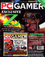 PC Gamer Issue 17