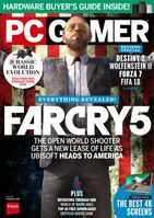 PC Gamer Issue 312