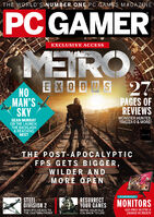 PC Gamer Issue 322