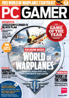 PC Gamer Issue 261