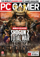 PC Gamer Issue 215