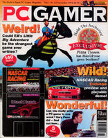 PC Gamer Issue 12