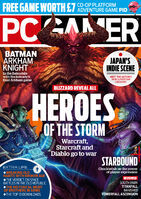 PC Gamer Issue 265