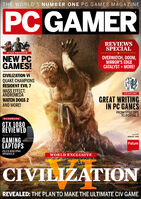 PC Gamer Issue 294