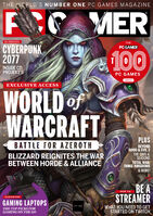 PC Gamer Issue 321