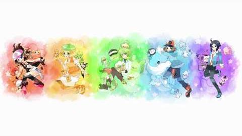 Pokemon BW - Unwavering Emotions (2012 Remaster)