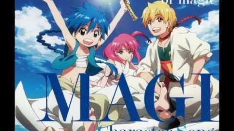Alibaba's character song (Yuki Kaji) - One step further MAGI The Labyrinth of Magic