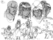 Fanalis Early Designs 1