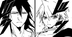 Alibaba confronting Kouen.png