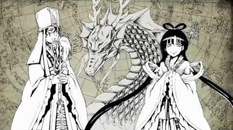 【Magi the Labyrinth of Magic】Xepher