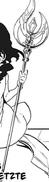 Shibas gestohlener Stab