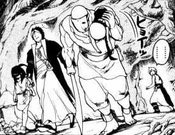 Jamil se lleva a Aladdin