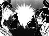Sinbad vs Kougyoku Ren