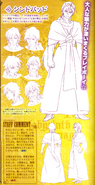 Sinbad Anime Design
