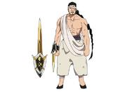 Hassan Anime Promo Art
