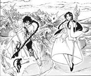 Aladin vs. Hakuei