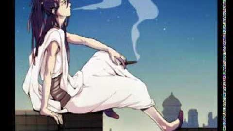 -Magi- Kassim's character song- Hikari