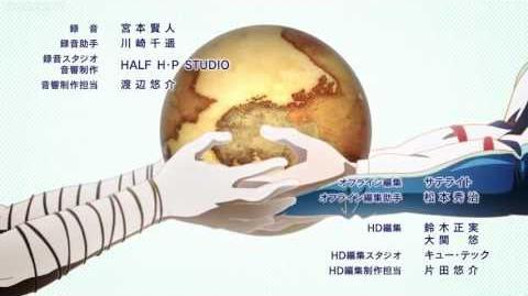 Magi- Sinbad no Bouken (TV) Ending 1 - Polaris -Fujifabric-
