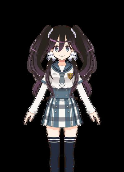 Mariko Ayaka Pre-Transformation.png