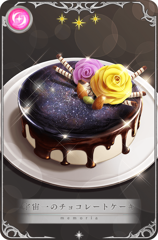 The Universe's Best Chocolate Cake