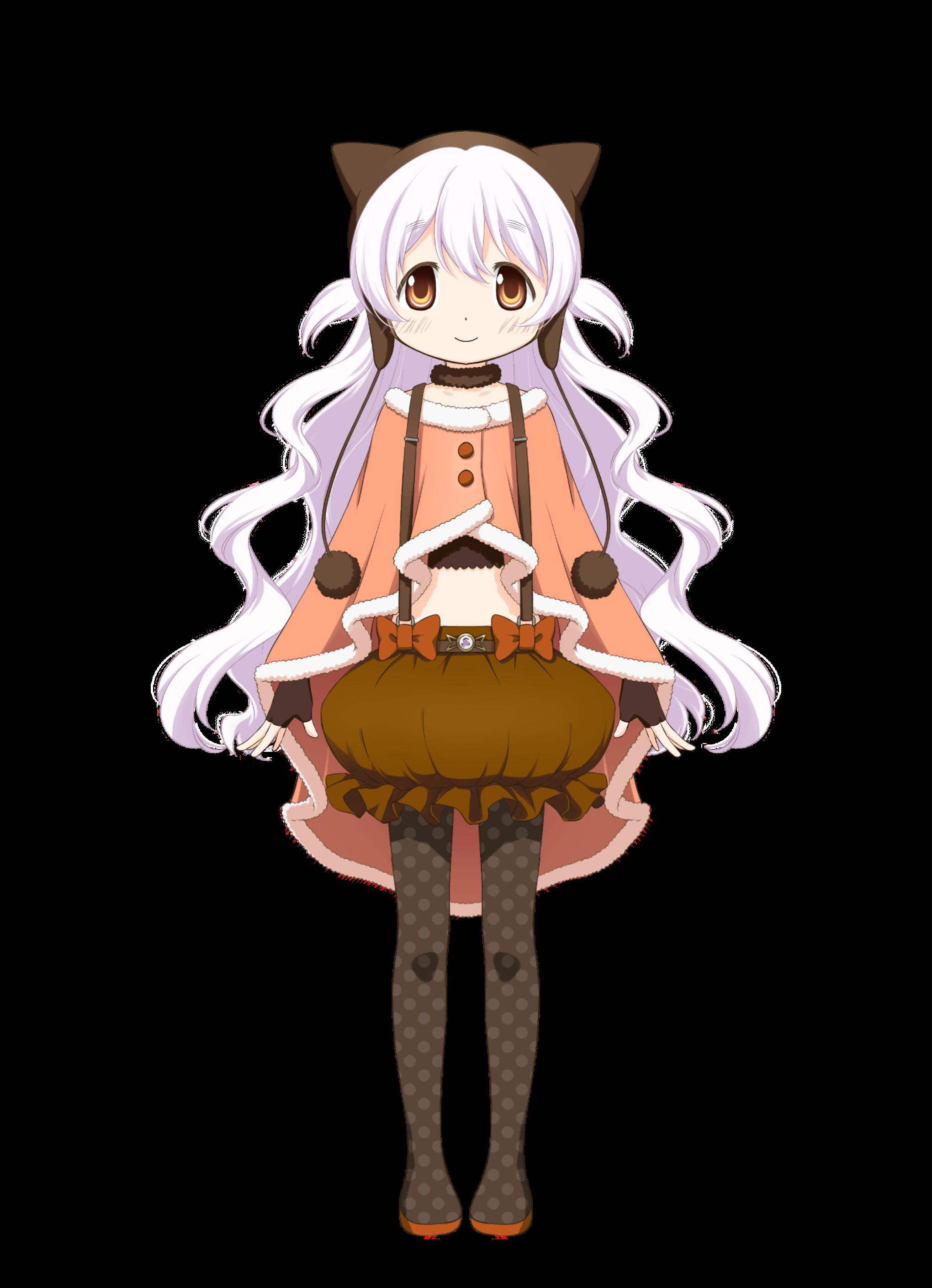 Momoe Nagisa/Costumes