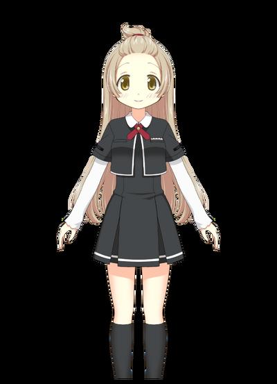 Azumi Hagumu Pre-Transformation.png