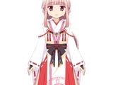 Iroha & Ui (Miko ver.)/Costumes