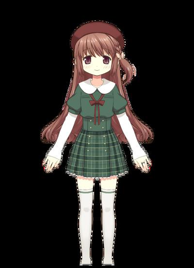 Satomi Touka Pre-Transformation.png