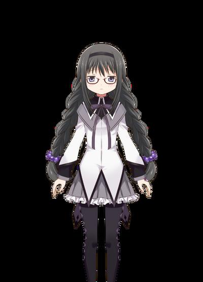 Akemi Homura (Megane ver.) Akemi Homura.png