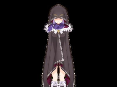 Hozumi Shizuku Black Feather.png