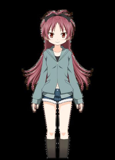Sakura Kyouko Pre-Transformation.png