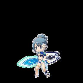Miki Sayaka (Surfing ver.) Sprite.png