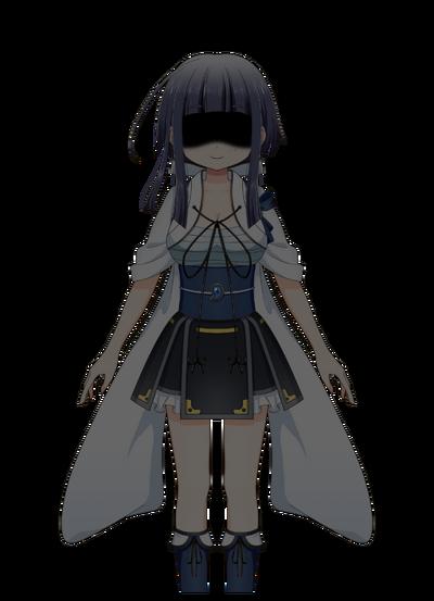 Tatsuki Asuka Shadow.png