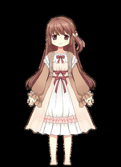 Satomi Touka Hospital Clothes.png