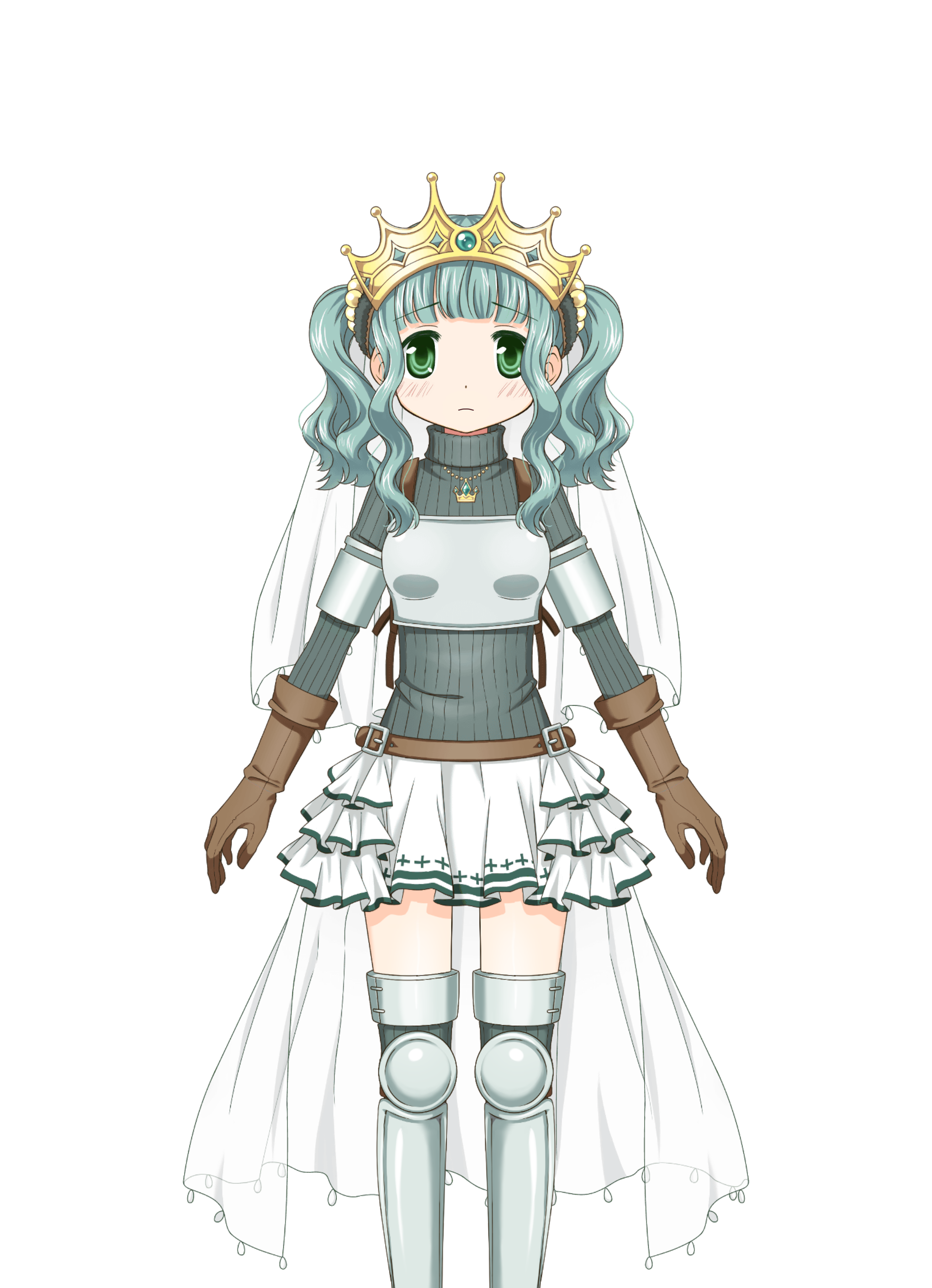 Futaba Sana/Costumes