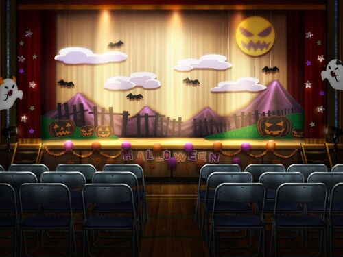 Magical Halloween Theater ~A Magical Girl Troupe for a Day~ Background.jpg