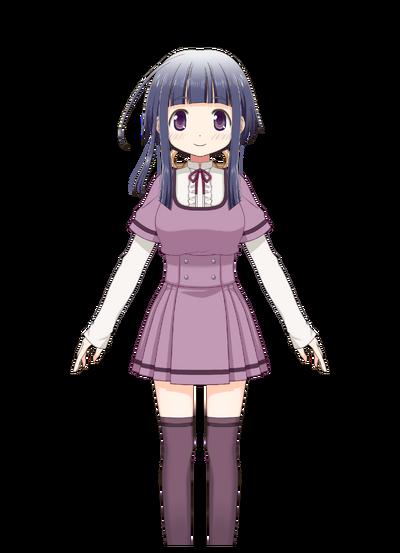 Tatsuki Asuka Pre-Transformation.png