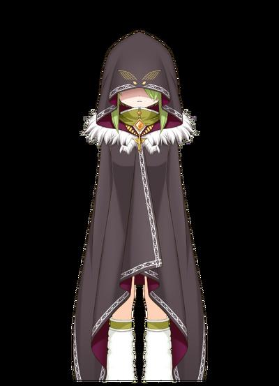 Miyabi Shigure Black Feather.png